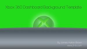 Xbox Theme Template JH-B Graphic Design